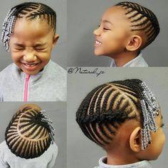 braided hairstyles for black girls - Hair Styles Toddler Braided Hairstyles, Toddler Braids, Lil Girl Hairstyles, Black Kids Hairstyles, African Braids Hairstyles, Braids For Kids, Girls Braids, Toddler Hair, Kid Braids