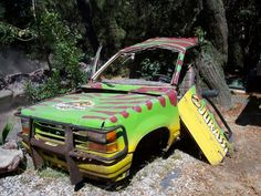 I have heard from many sources that the explorer in the movie is Jurassic Park Series, Jurassic Park World, Jurassic World Dinosaurs, Spinosaurus, Bunker, Cool Cars, Classic Cars, Monster Trucks, Explore