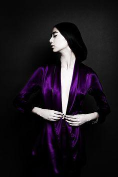 Deep purple inspiration