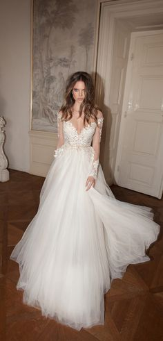 Berta wedding dress collection 2016