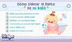 ¿Tu bebé recién nacido llora, llora y llora y no encuentras la manera de calmarlo? Prueba estas seis cosas: #Bebe #Madres #Llanto #Consejos
