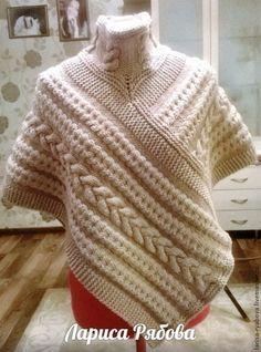 New crochet mittens women ideas Ideas Crochet Pillow Patterns Free, Poncho Knitting Patterns, Cable Knitting, Granny Square Crochet Pattern, Knit Patterns, Hand Knitting, Crochet Mittens, Crochet Slippers, Knit Crochet