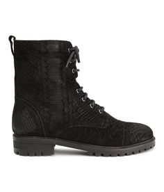 suede boots H&M