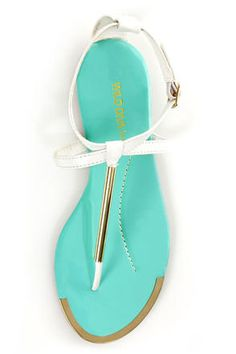 simple fashion 2013 new style T-shaped sandals