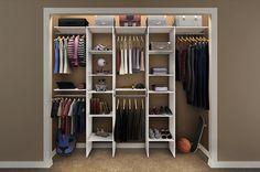 New Closet Design!