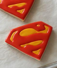 Superman Cookies 2