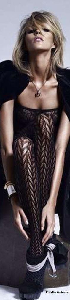 Anja Rubik for Vogue Thailand