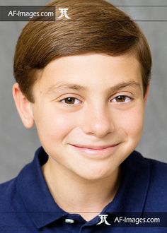 """Child Headshot Photo ~ Reisterstown, MD  """"At just 9 years old, this young man already has quite a reputation as an actor, both locally and in New York City.""""  http://www.af-images.com/blog/2014/10/30/child-headshot-photo-reisterstown-md.html"""