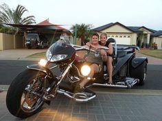 Black & tan on the Gold Coast in OZ
