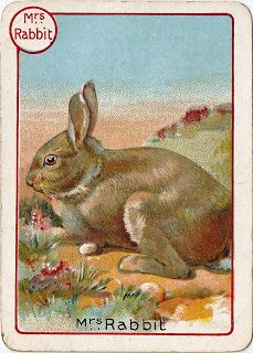 For those of you already thinking about Easter and Spring crafting, here is a family of rabbits from an antique Noah's Ark card game. Vintage Farm, Vintage Clip, Beautiful Rabbit, Some Bunny Loves You, Rabbit Art, Bunny Art, Vintage Games, Old Art, Vintage Advertisements