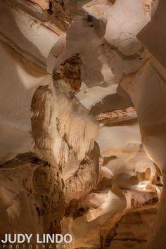 Longhorn Caverns in Burnet, Texas.