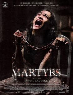 Pascal Laugier's Martyrs (Mártires) from 2008 is a must for your Halloween horror binge... if you want to get really, really messed up.