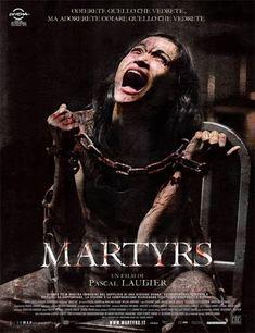 Poster de Martyrs (Mártires)