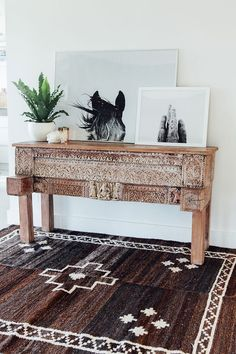 Detail Collective | Interior Spaces | Modern Tribal | Image: Pampa via Pinterest