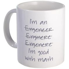 Taza de ingeniero civil con texto en ingl/és /«I am a civil Engineer/»