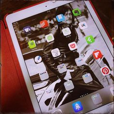 iPad Pro's home screen iPhone7/Hipstamatic  #hipstamatic #japan #Apple #iPadpro128gb #iPadpro #iPad #normanreedus #ノーマンリーダス #ig_photography #ig_japan #instadiary #iphonephotography #ink361_asia #igersjp #mwjp #team_jp_ #indies_gram #reco_ig #hueart_life #streetphotography #shotoniPhone #shotoniPhone7 #iPhone越しの私の世界 #スマホ写真部 #写真好きな人と繋がりたい #写真撮ってる人と繋がりたい #東京カメラ部 #tokyocameraclub