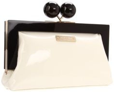 Kate Spade New York Hopper House Little Shyla Clutch,Cream,One Size Kate Spade, http://www.amazon.com/dp/B0063Q7AGM/ref=cm_sw_r_pi_dp_rogiqb08BGQ2Q