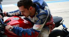 @DogbluffGirl: Pics of Nicholas Hoult from last weekend on the racetrack