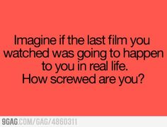 Just watched Paranormal Activity 3...utoh!