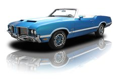 1972 Oldsmobile 442 W30 Convertible 455 V8 4 Speed