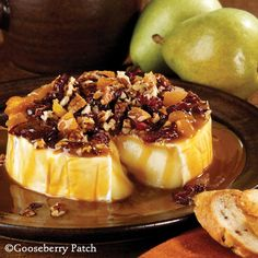 Gooseberry Patch Recipes: Jo Ann's Holiday Brie from Cook it Quick Cookbook