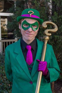 Riddler  sc 1 st  Pinterest & Riddler | Pinterest | Costumes Polyvore and Halloween costumes