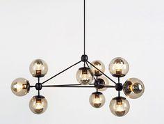 Flos ceiling lamp, by Gino Sarfatti | Milan Design Week, iSaloni 2015, Milano, Fuorisalone