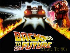 Back To The Future.....McFly, hello, McFly....we would all make the trip if we could