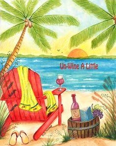 Un-Wine a little -- #wine