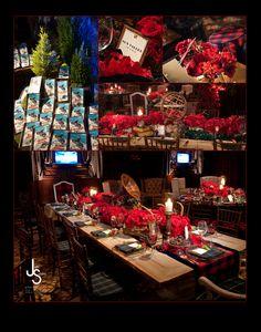 Winter wedding inspiration from Mindy Weiss's blog