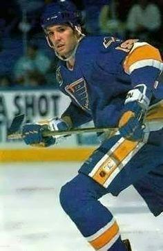 Brendan Shanahan St. Louis Blues Hockey.... love this guy