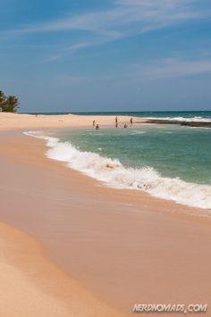 Tangalla Beach, Sri Lanka. http://nerdnomads.com/the-perfect-beach-tangalla-sri-lanka