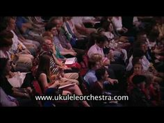 "Ukulele Orchestra of Great Britain  Get the full concert from http://www.ukuleleorchestra.com !  On Tuesday 18th August 2009, with every seat and all standing room occupied, the Ukulele Orchestra of Great Britain played to a sold-out Royal Albert Hall in London, with over 6000 audience members, and well over 1000 of them bringing ukuleles to join in with Beethoven's ""Ode to Joy""."
