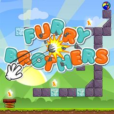 Furry Brothers is a free Puzzle Games. Here you can play this game online for free in full-screen mode in your browser for free without any annoying AD