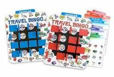 really wanted this too, but didn't buy it last year - lots of printable travel bingo games online, if you just want a bingo game, though (Melissa and Doug also make some other great looking travel games, if you are in the market)