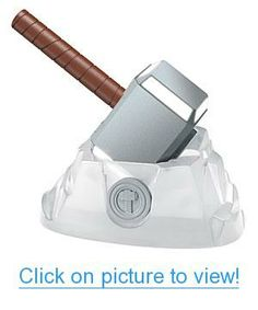 Love this Marvel Science Thor Lightning Energy Hammer Set by Avengers on Geek Toys, Superhero Room, Used Video Games, Thors Hammer, Avengers, Thor Marvel, Marvel Comics, Toy Store, Cool Gadgets