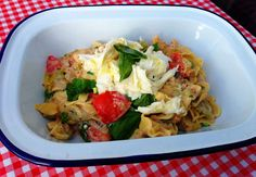 This is a really easy and quick dish to make without compromising on taste. I love making my own pasta but I …