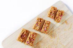 Healthy Sprinkle Cookie Dough Bites (Vegan, Gluten Free)