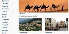 BBC Quick Fix, vocabulario esencial para 40 idiomas