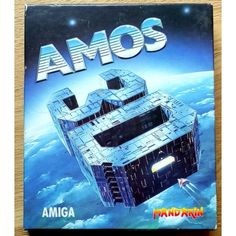AMOS 3D (Mandarin) for Amiga