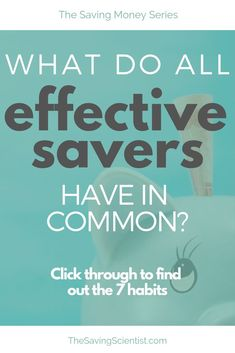 Find out The 7 Habits of Highly Effective Savers, based loosely off of Stephen Covey's principles in The 7 Habits of Highly Effective People. Pay Yourself First, Highly Effective People, Save Money On Groceries, 7 Habits, Investing Money, Frugal Tips, Budgeting Tips, Money Management, Money Saving Tips