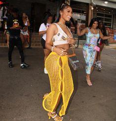 Dope Fashion, 2000s Fashion, Black Girl Fashion, Fashion Killa, Trendy Outfits, Summer Outfits, Girl Outfits, Cute Outfits, Fashion Outfits