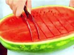 A melon knife - 9GAG