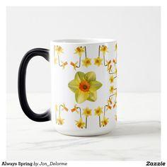 Always Spring Magic Mug