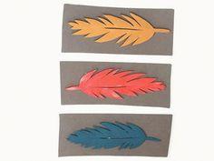 Tutorial DIY: Stemple z pianki przez DaWanda.com