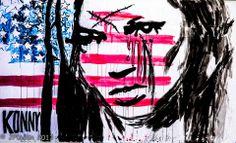 Konny Steding Street Art