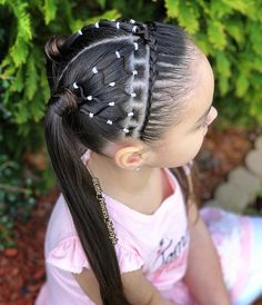 Natural Hairstyles For Kids, Little Girl Hairstyles, Natural Hair Styles, Princess Hairstyles, Have A Day, Gorgeous Hair, Beautiful, My Dear Friend, Little Princess