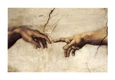 Michelangelo- from the Sistine Chapel Ceiling