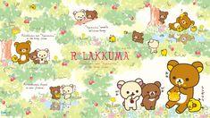Pinterestteki den fazla en iyi Rilakkuma wallpaper fikri