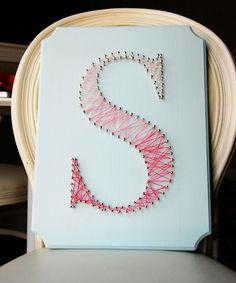 S String Art